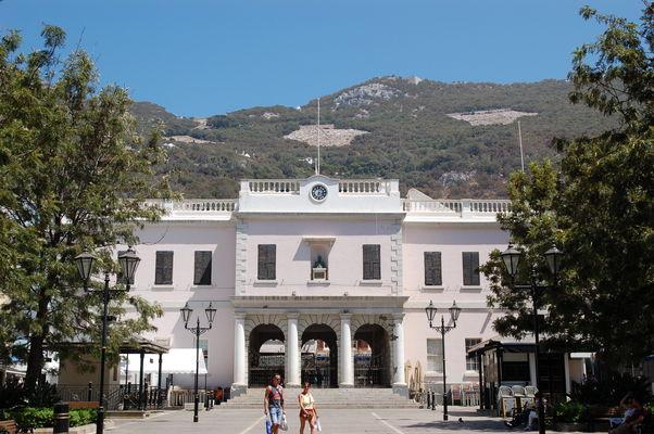 Das Parlament von Gibraltar