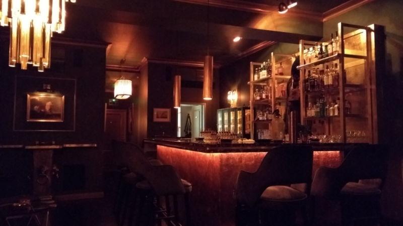 Der Pfau - Die wohl schönste Bar in Koblenz